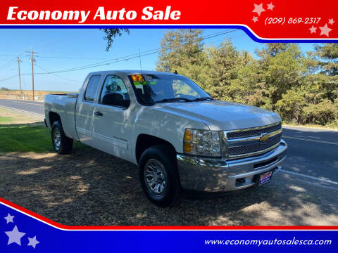 2012 Chevrolet Silverado 1500 for sale at Economy Auto Sale in Modesto CA