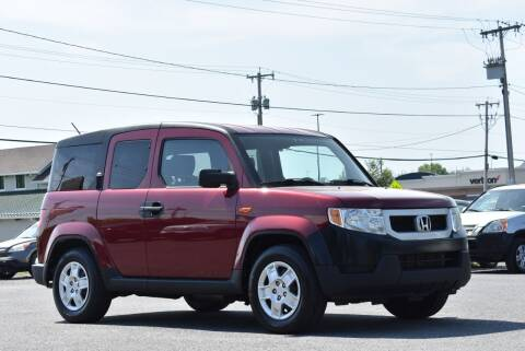 2010 Honda Element for sale at Broadway Garage of Columbia County Inc. in Hudson NY