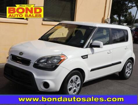 2013 Kia Soul for sale at Bond Auto Sales in St Petersburg FL
