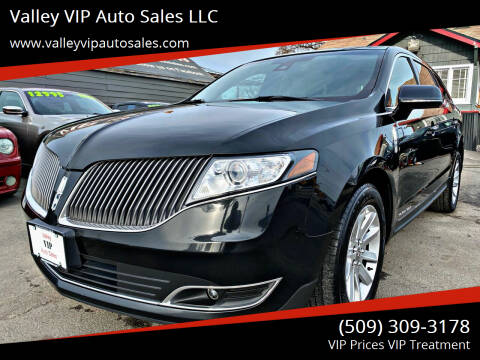 2015 Lincoln MKT Town Car for sale at Valley VIP Auto Sales LLC in Spokane Valley WA