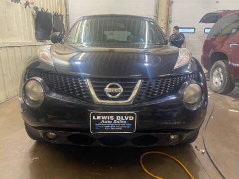 2011 Nissan JUKE for sale at Lewis Blvd Auto Sales in Sioux City IA