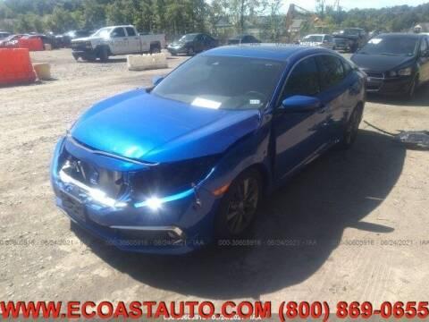 2021 Honda Civic for sale at East Coast Auto Source Inc. in Bedford VA