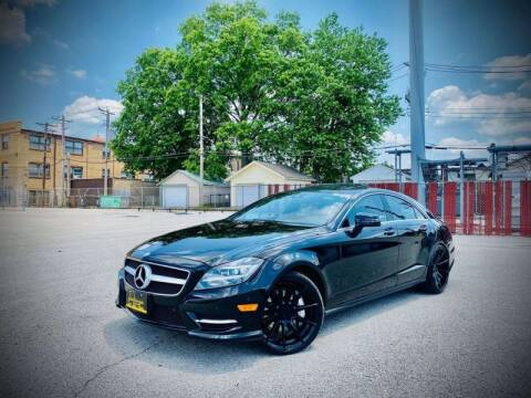 2014 Mercedes-Benz CLS for sale at ARCH AUTO SALES in St. Louis MO