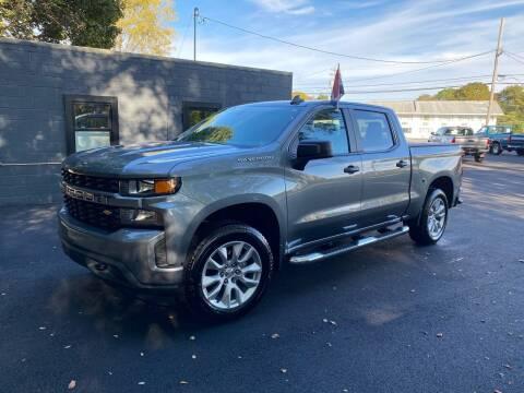 2020 Chevrolet Silverado 1500 for sale at Bluebird Auto in South Glens Falls NY