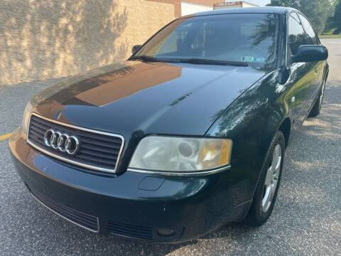 2002 Audi A6 for sale at Premium Auto Outlet Inc in Sewell NJ