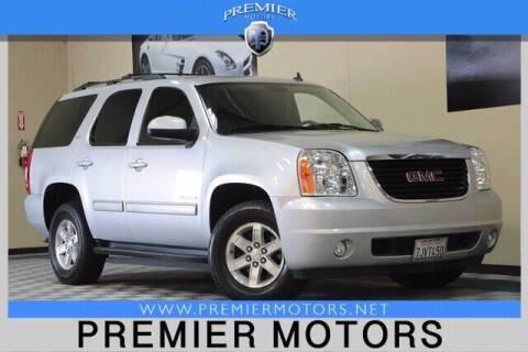 2014 GMC Yukon for sale at Premier Motors in Hayward CA