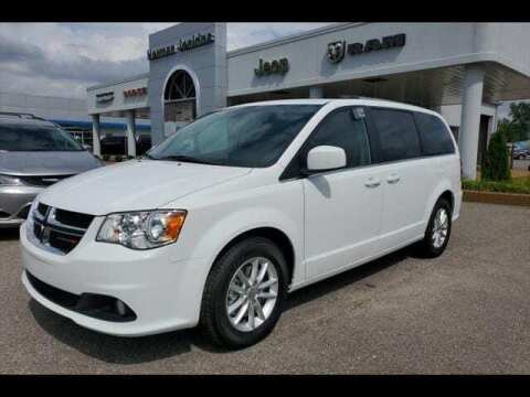 2020 Dodge Grand Caravan for sale at Herman Jenkins Used Cars in Union City TN