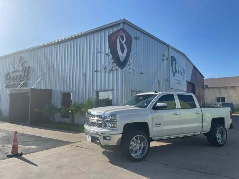 2014 Chevrolet Silverado 1500 for sale at Barrett Auto Gallery in San Juan TX