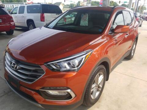 2017 Hyundai Santa Fe Sport for sale at Springfield Select Autos in Springfield IL