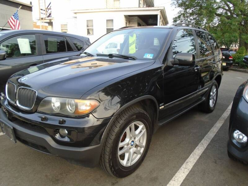2005 BMW X5 for sale at Greg's Auto Sales in Dunellen NJ