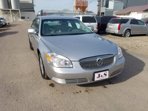 2008 Buick Lucerne for sale at J & S Auto Sales in Thompson ND