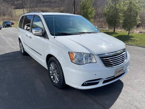 2014 Chrysler Town and Country for sale at Hawkins Chevrolet in Danville PA