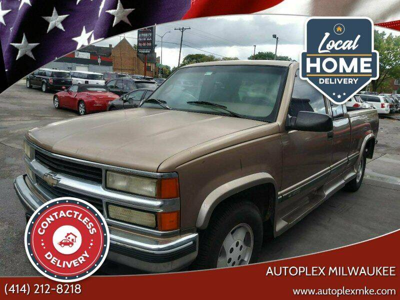 1995 Chevrolet C/K 1500 Series for sale at Autoplex 2 in Milwaukee WI