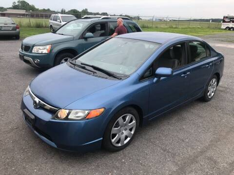 2007 Honda Civic for sale at RJD Enterprize Auto Sales in Scotia NY