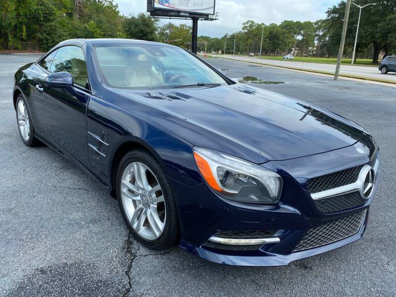 2013 Mercedes-Benz SL-Class for sale at GOLD COAST IMPORT OUTLET in St Simons GA