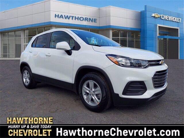 2021 Chevrolet Trax for sale at Hawthorne Chevrolet in Hawthorne NJ