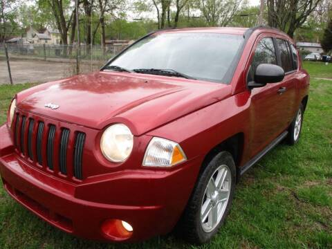2007 Jeep Compass for sale at Dons Carz in Topeka KS