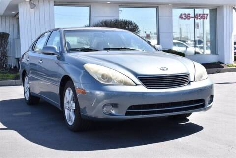2005 Lexus ES 330 for sale at BOB ROHRMAN FORT WAYNE TOYOTA in Fort Wayne IN
