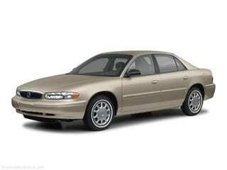 2003 Buick Century for sale at Winchester Mitsubishi in Winchester VA