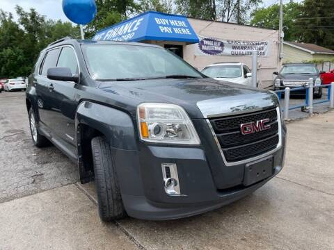 2011 GMC Terrain for sale at Great Lakes Auto House in Midlothian IL