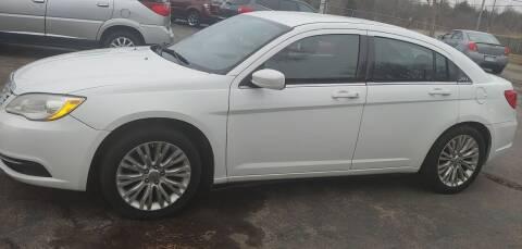 2012 Chrysler 200 for sale at Superior Motors in Mount Morris MI