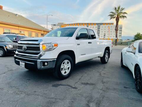 2014 Toyota Tundra for sale at Ronnie Motors LLC in San Jose CA
