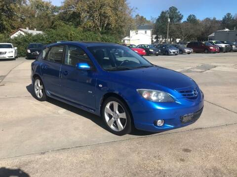 2005 Mazda MAZDA3 for sale at Ridetime Auto in Suffolk VA
