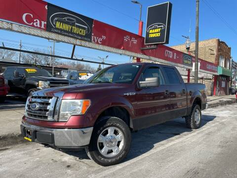 2010 Ford F-150 for sale at Manny Trucks in Chicago IL