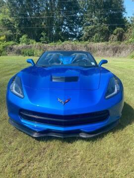 2015 Chevrolet Corvette for sale at CAPITOL AUTO SALES LLC in Baton Rouge LA