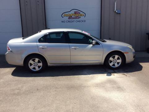 2007 Ford Fusion for sale at The AutoFinance Center in Rochester MN