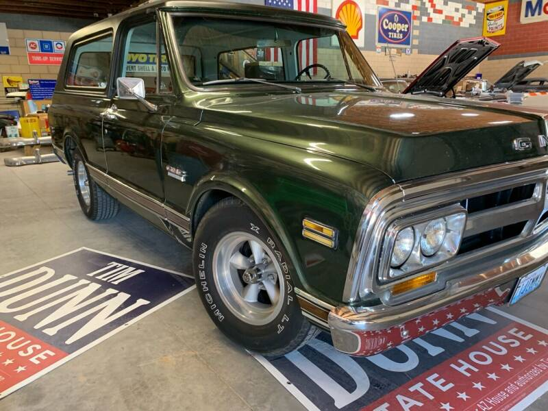 1971 Chevrolet Blazer for sale at AZ Classic Rides in Scottsdale AZ