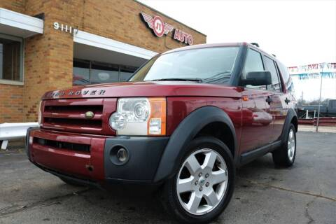 2005 Land Rover LR3 for sale at JT AUTO in Parma OH