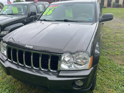 2006 Jeep Grand Cherokee for sale at Classified Pre-owned Cars of Marlboro in Marlboro NY