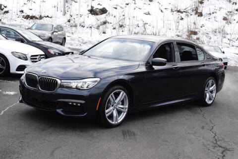 2019 BMW 7 Series for sale at Automall Collection in Peabody MA