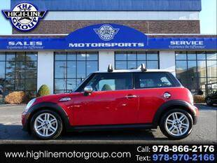 2013 MINI Hardtop for sale at Highline Group Motorsports in Lowell MA