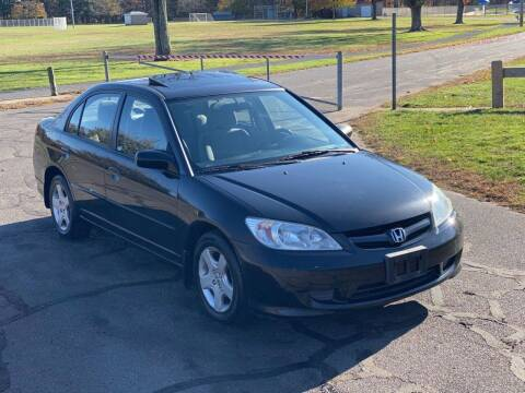 2004 Honda Civic for sale at Choice Motor Car in Plainville CT