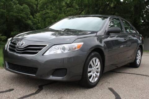 2010 Toyota Camry for sale at S & L Auto Sales in Grand Rapids MI