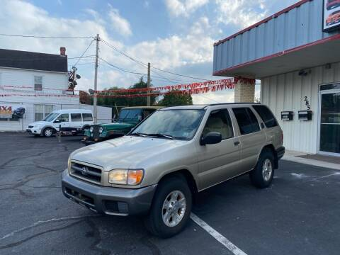 1999 Nissan Pathfinder for sale at 4X4 Rides in Hagerstown MD