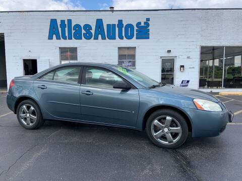 2006 Pontiac G6 for sale at Atlas Auto in Rochelle IL