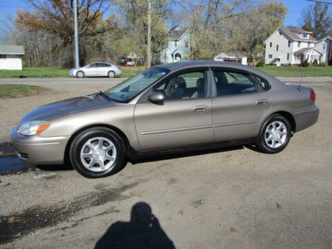 2006 Ford Taurus for sale at Taylors Auto Sales in Canton OH