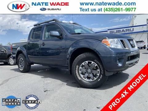2019 Nissan Frontier for sale at NATE WADE SUBARU in Salt Lake City UT