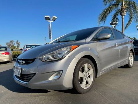 2012 Hyundai Elantra for sale at CARSTER in Huntington Beach CA