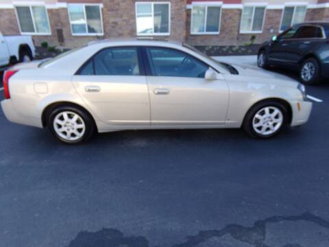 2007 Cadillac CTS for sale at West End Auto Sales LLC in Richmond VA