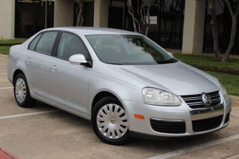 2008 Volkswagen Jetta for sale at DFW Universal Auto in Dallas TX