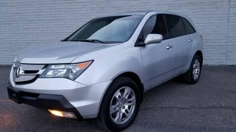 2008 Acura MDX for sale at LA Motors LLC in Denver CO