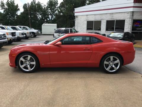 2010 Chevrolet Camaro for sale at Northwood Auto Sales in Northport AL