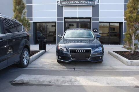 2011 Audi A4 for sale at UNITED AUTO in Millcreek UT