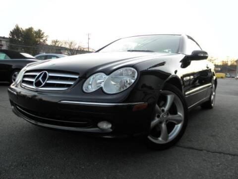 2005 Mercedes-Benz CLK for sale at DMV Auto Group in Falls Church VA