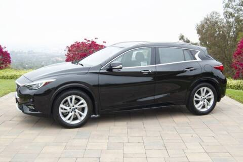 2018 Infiniti QX30 for sale at Auto Whiz in Rancho Palos Verdes CA
