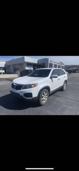 2011 Kia Sorento for sale at Tim Short Auto Mall in Corbin KY